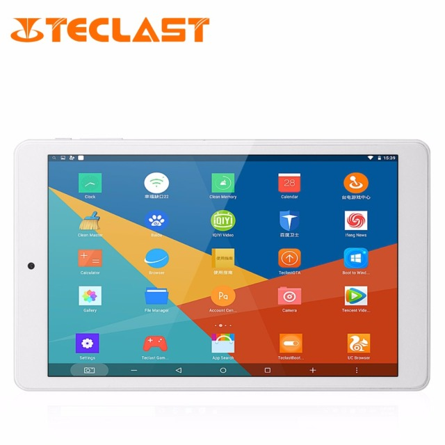 Teclast X80 Plus Dual OS Windows10 & Android 5.1 Intel Cherry Trail Z8300 2GB RAM 32GB ROM 8 inch IPS 1280x800 HDMI Tablet PC