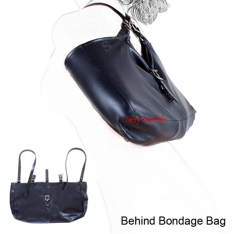 Leather Body Bag Bondage - Xxx Video-8917