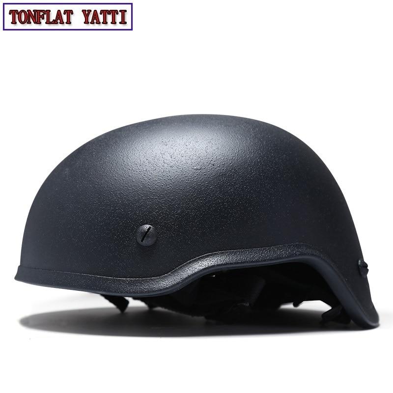 2019 Neue Militärische Taktische 2001 Helm 4 Punkt Suspension Airsoft Getriebe Paintball Bereich Armee Fans Explosion-proof Schwarz Helm üPpiges Design Arbeitsplatz Sicherheit Liefert