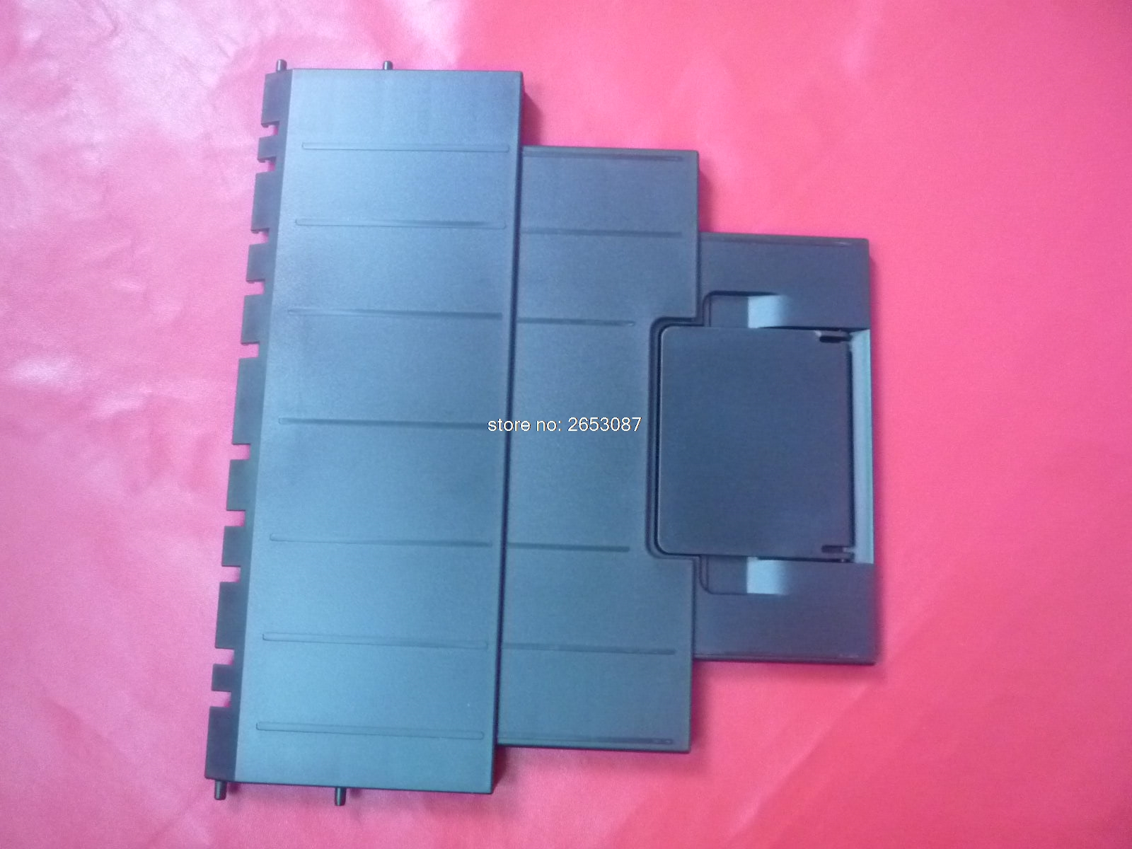 ORIGINAL paper feed tray Paper Output Tray STACKER holder assy for Epson BX635FWD/TX620FWD/DX625FWD/690FWD Paper Delivery Tray rm1 2365 feed drive board assy paper pickup pcb for hp cm4730