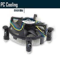 ALSEYE GH1156 I7 LGA 1156 1155 1150 Cooler For Computer CPU I3 I5 I7 Series 12v