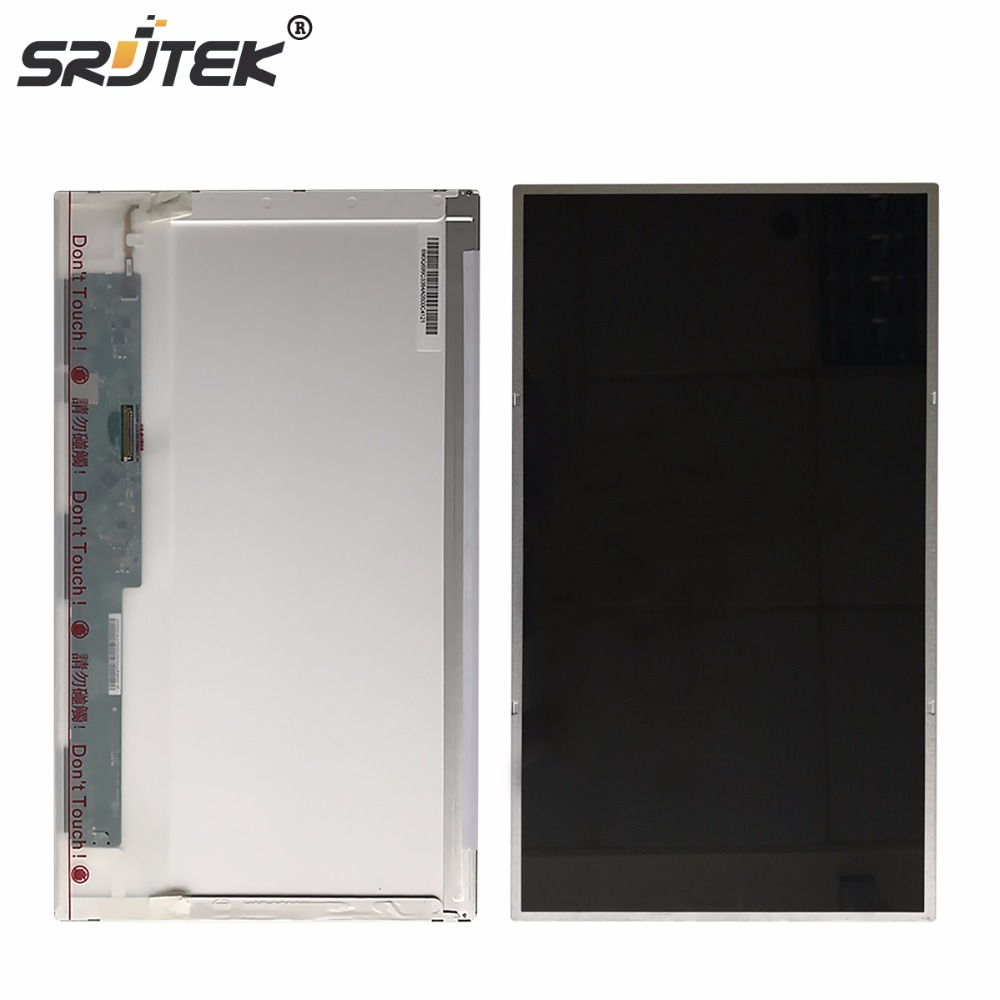 цена на Srjtek 15.6 inch LP156WH4 TL A1 LP156WH4 TLA1 (TL)(A1) LCD Screen LED Display Panel Matrix 1366*798 HD LP156WH4(TL)(A1)
