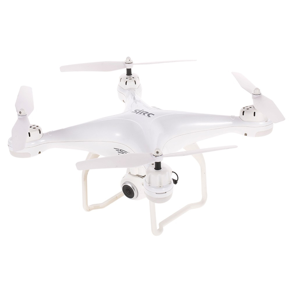 RC Drone WiFi FPV GPS 400 Meters 720P/1080P HD Camera 5.0MP 360 Degree Rolling LED Lighting One Key Quadcopter