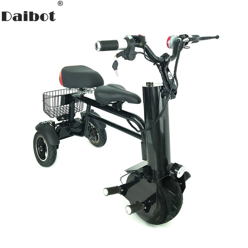 New Electric Motorcycle Adult Three Wheels Electric Scooters Single Motor 450W 60V Portable Powerful Electric Scooter With SeatNew Electric Motorcycle Adult Three Wheels Electric Scooters Single Motor 450W 60V Portable Powerful Electric Scooter With Seat