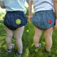 Детские шорты; Штаны для маленьких мальчиков; детские джинсовые шорты; летние модные брюки; универсальные Популярные брюки для мальчиков; хлопковые брюки с вышивкой