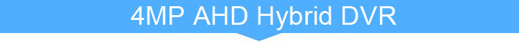 4mp ahd hybrid dvr picture