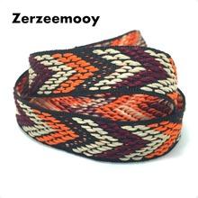 NEW 3/4''19mm 10yard/lots 100% polyester brown arrow geometry Woven Jacquard Ribbon dog chain accessories KTZD16080405