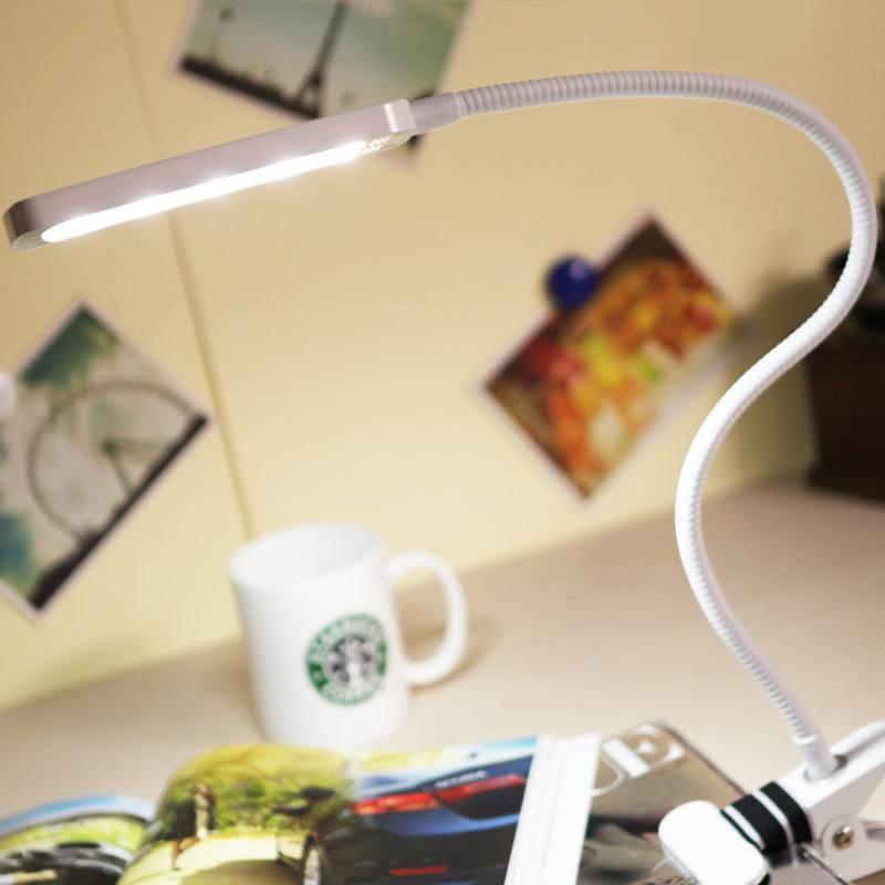 Fashion 72cm modern led table lamp Flexible Table Lamp LED Reading Lamp flexible usb led Lamp (5)