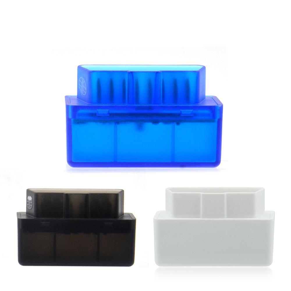 Super MINI ELM327 V1.5 OBD <font><b>2</b></font> OBD II Bluetooth ELM <font><b>327</b></font> 1.5 OBD2 / OBDII for Android Torque Car Code Scanner Diagnostic Tool image
