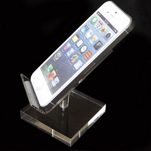 Exhibition Stand Rota : Acrylic mobile cell phone display stand holder rotatable