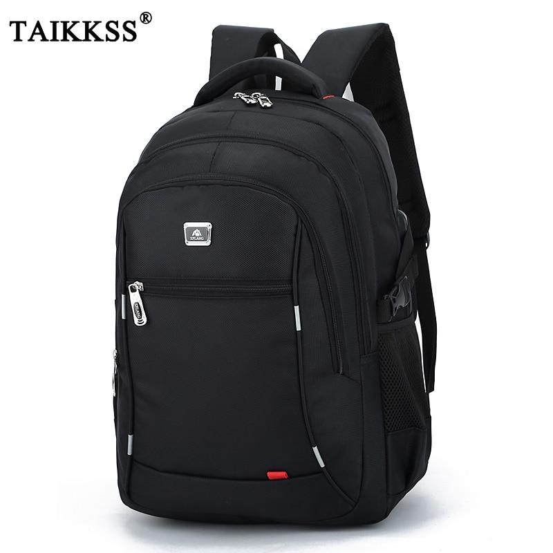 New Casual Nylon Laptop Backpack Men' Travel Backpack School Bags Teenager Backpack Men Notebook Computer Bags Large Capacity