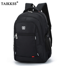 New Casual Nylon Laptop Backpack Men' Travel Backpack School Bags Teenager Backpack Men Notebook Computer Bags Large Capacity taoleqi new arrivals anti theft men women backpack for 15 6inch laptop backpack large capacity casual school backpack bags male