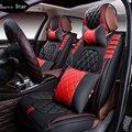 Deporte 3D Cubierta de Asiento de Coche Cojín Generales, pU Superior de Cuero, Coche Cubiertas, Car Styling para BMW 525 330i 530i SUV de audi a6 4 x5