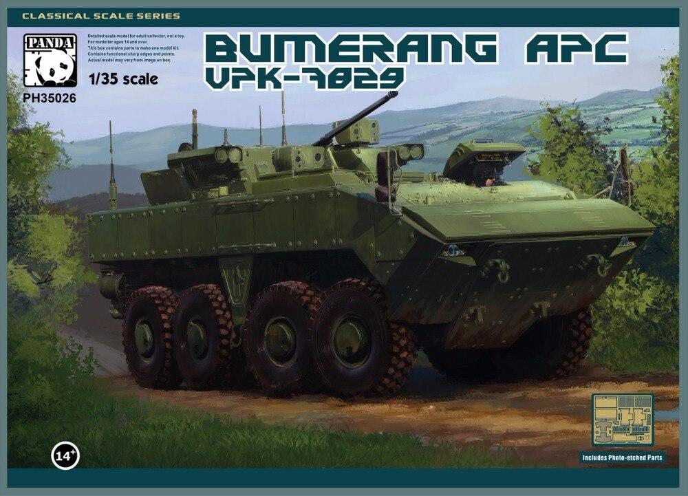 Panda PH35026 1/35 Bumerang IFV, VPK 7829 (Object K 17)-in Model Building Kits from Toys & Hobbies    1