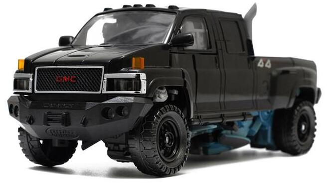 Leader Class Ironhide Car Classic Toys For Boys Action Figure Sound and Light Function Without Retail Box 1pcs diy tiamat toy dragons with wings classic toys for boys dinosaur action figures without retail box