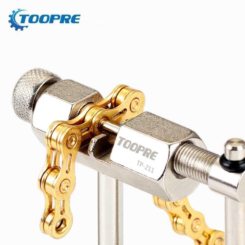 Łańcuch rowerowy wycinarka łamacz drogowy rower mtb naprawa ręczna narzędzia do usuwania łańcucha Pin Splitter urządzenie akcesoria rowerowe