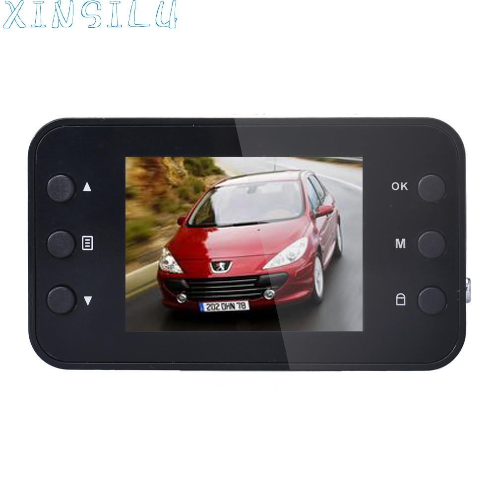 imágenes para 2.7 ''LCD Full HD 1080 P Del Coche DVR Del Vehículo Cámara Grabadora de Vídeo Sep23
