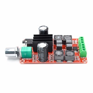 Image 4 - TPA3116D2 2x50W Digital Power Amplifier Board 5V To 24V Dual Channel Stereo AMP