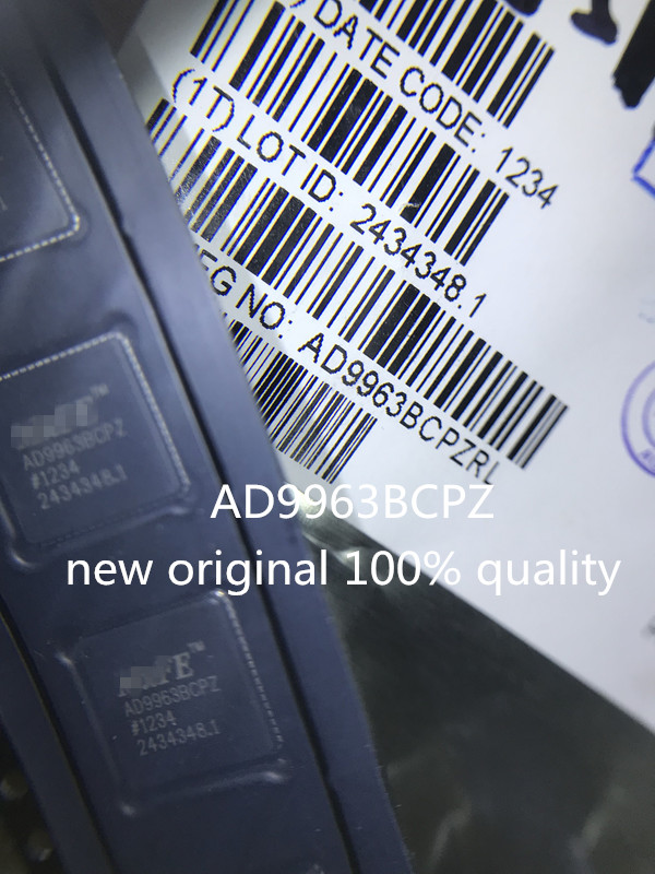 2PCS AD9963BCPZRL PMF8518LP 525R-02ILF LMK03000ISQX NOPB LMK03000 AD9963 PMF8518 new original