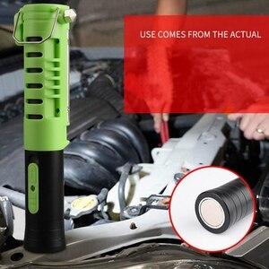 Image 2 - Esterno Batteria Ricaricabile Usb Luce Portatile Con Il Magnete di Campeggio della Torcia Elettrica Garage Strumenti di Lavoro Della Lampada
