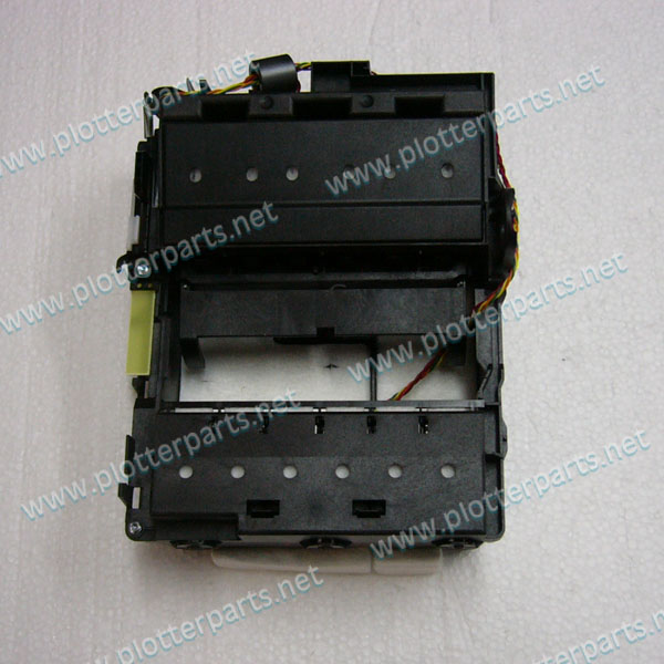 C7796-60203 Service station assembly for HP DesignJet 70 100 110 111 plotter parts Original used vilaxh c2688 80005 ink suply station board for hp dj 100 110 70 bij 2600 used plotter part c7796 60209 c8109 67014c7796 60137