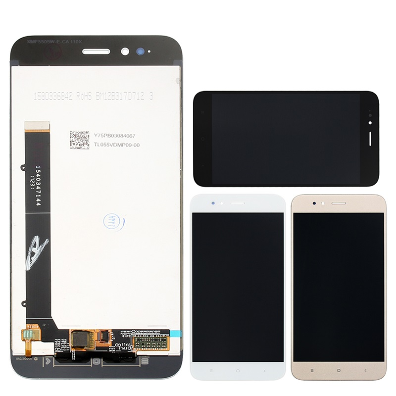 Image 2 - display for XiaoMi Mi 5x A1 LCD Display Touch Screen Screen  Digitizer Assembly Replacement Tools Adhesive For XiaoMi Mi 5x  Phonedisplay touch screenscreen touchxiaomi display