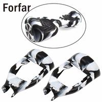 Fofar 2 Wheels Electric Scooter Silicone Case Protector Hoverboard Self Balance Scooters Skateboard Waterproof Skin Cover