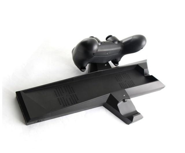Для PS4 вентилятор охлаждения кронштейн ручки двойной колыбель двойной заряд радиатор опорный кронштейн хост