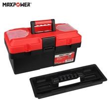 Multi-Function Plastic Toolbox Organizers Portable Household Hardware