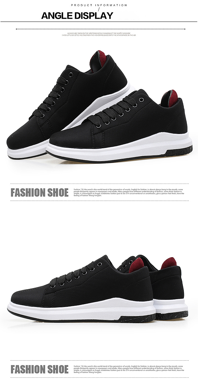 Stretch Fabric Casual Shoes Woman 2017 Fashion Spring Lace Up Ladies Shoes Breathable Women\'s Vulcanize Shoes Superstars ZD68 (33)
