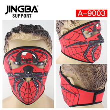 JINGBA SUPPORT Mens Outdoor Sport Ski bike Mask Facemask Full Face tactica Mask Halloween Cool Mask dropshipping Factory wholesa цены