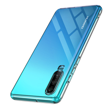 Designed for Huawei P30 Phone Case Shock Proof Crystal Clear Anti Skid