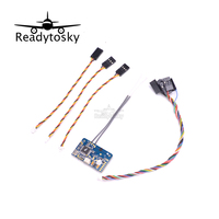 New Flysky X6B 2 4G 6CH I BUS PPM PWM Receiver For AFHDS I10 I6s I6