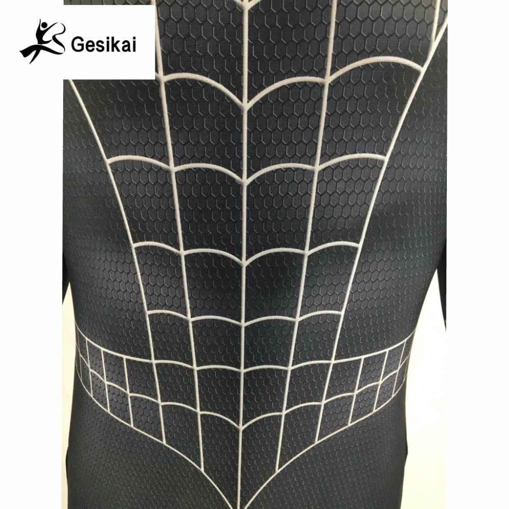 24 ժամ Առաքում տղամարդկանց Spiderman - Կարնավալային հագուստները - Լուսանկար 6