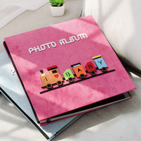 Creative Cute Coin Album Coin Collection Book 3 Inch Photo Albums For Stamps Postage Travel Album Baby Memory Book