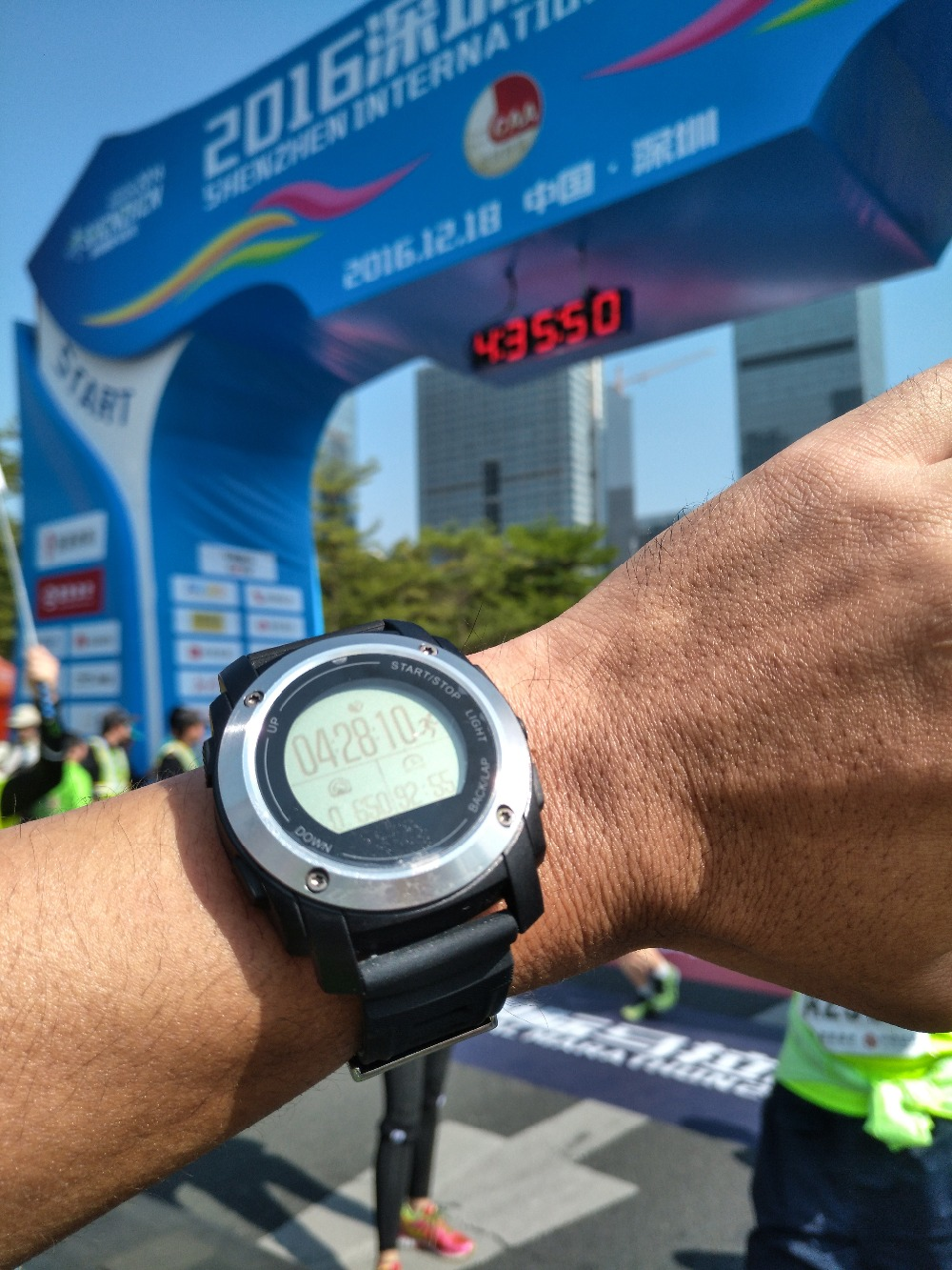 Makibes G01 GPS sport watch (1)
