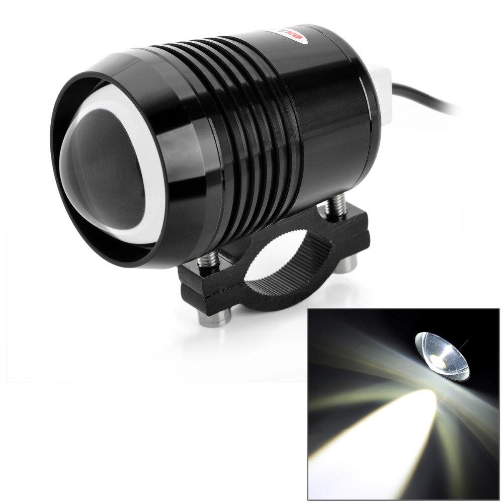 1 Pair 30 W 2 Colori Moto Faro 1200lmw High Beam Basso Flash Moto U2 Led Driving Car Nebbia Spot Moto Lampada Della Luce Testa