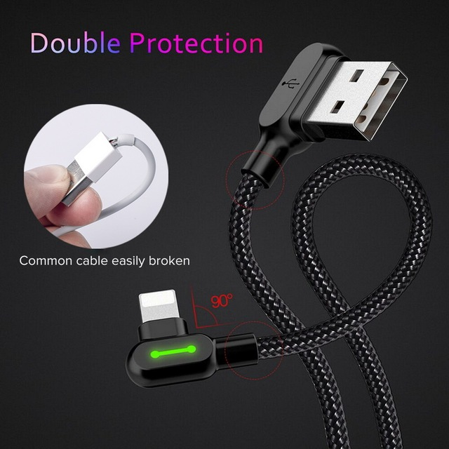 USB Cable Fast Charging Cable For iPhone