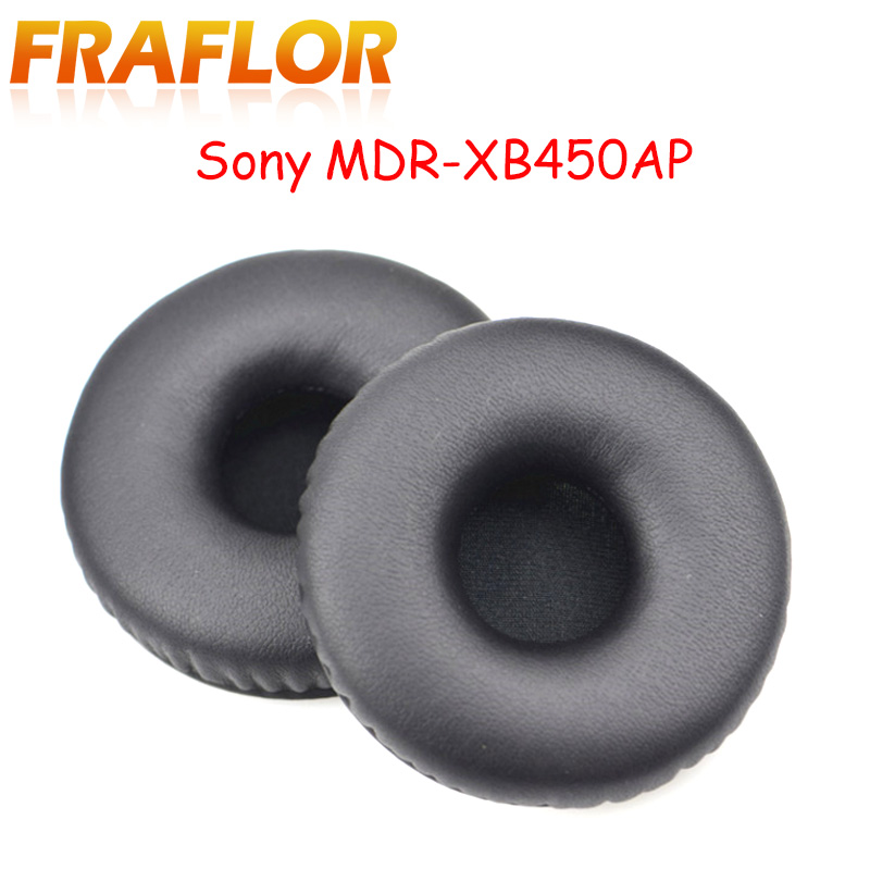 1 Pair Replacement Earpads Cushions Ear Pads for Sony MDR-XB650BT Headphones New