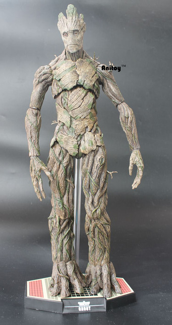 Guardians of the Galaxy Groot 1/6 Scale PVC Action Figure Collectible Model