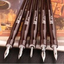 5 יח\חבילה מנגה קומיקס עט לטבול עט G עט סט אנימה ציפורן כלים פרו ציור אספקת אמנות