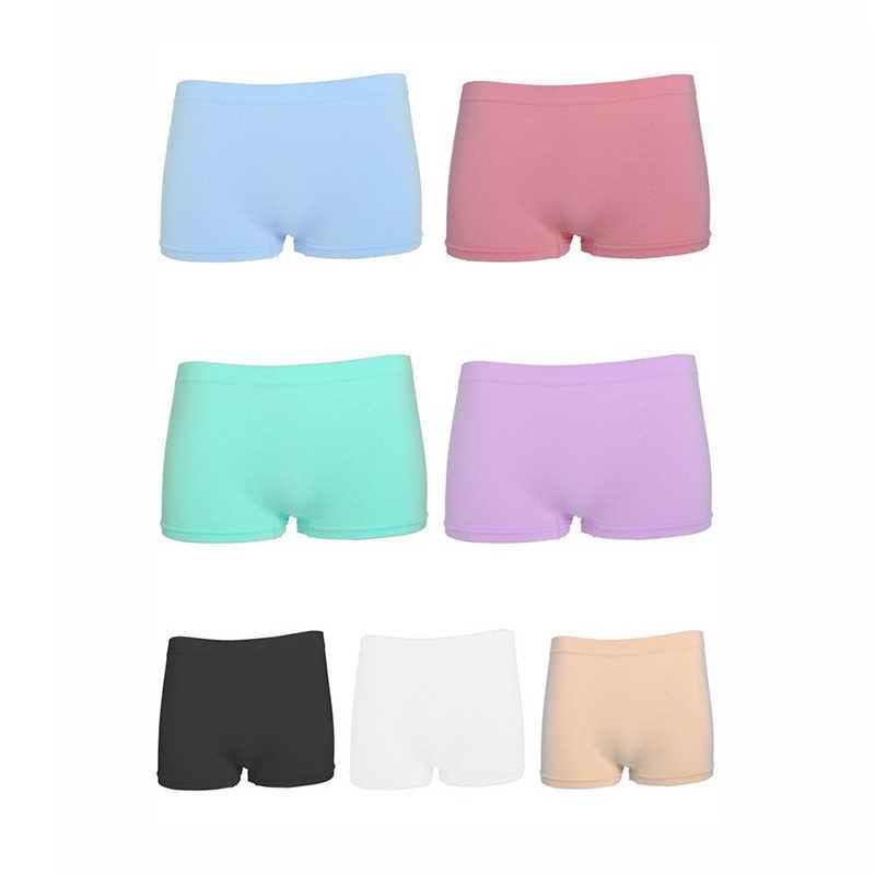 Hot 2019 kobiety miękkie Fitness bez szwu krótkie spodnie letnie spódnice spodenki Ice Silk oddychająca krótkie majtki