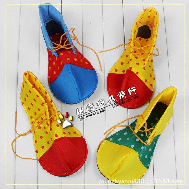 Erwachsene Halloween Clown Schuhe Clown Schuhe Clown Schuhe Lustige