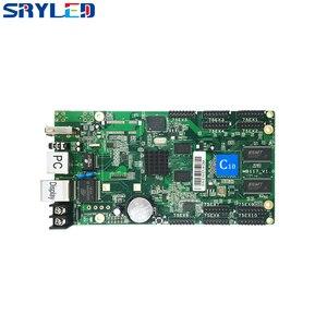 Image 2 - Asychronous kolorowy kontroler Huidu serii C HD C10/C10C/C30 Asyn kontroler LED
