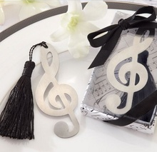 Music Note Bookmarks