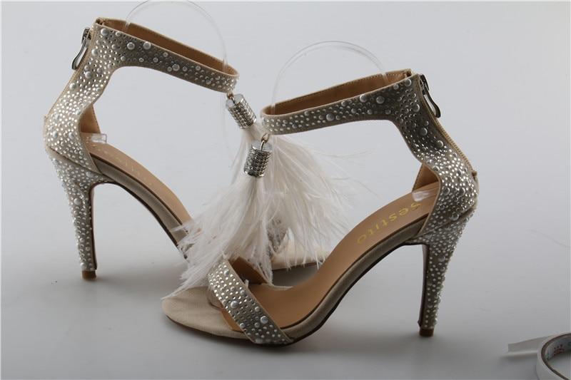 Femme Dames Gladiateur Strass Sandales Pictures Filles As Chaussures Embelli Robe Gland Sestito Couverture Pour Talons Mince Hauts De Luxe zZOB7q