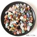 50 г 4 размера нестандартные Смешанные камни, гравий, кристаллический исцеляющий камень, натуральные камни и минералы