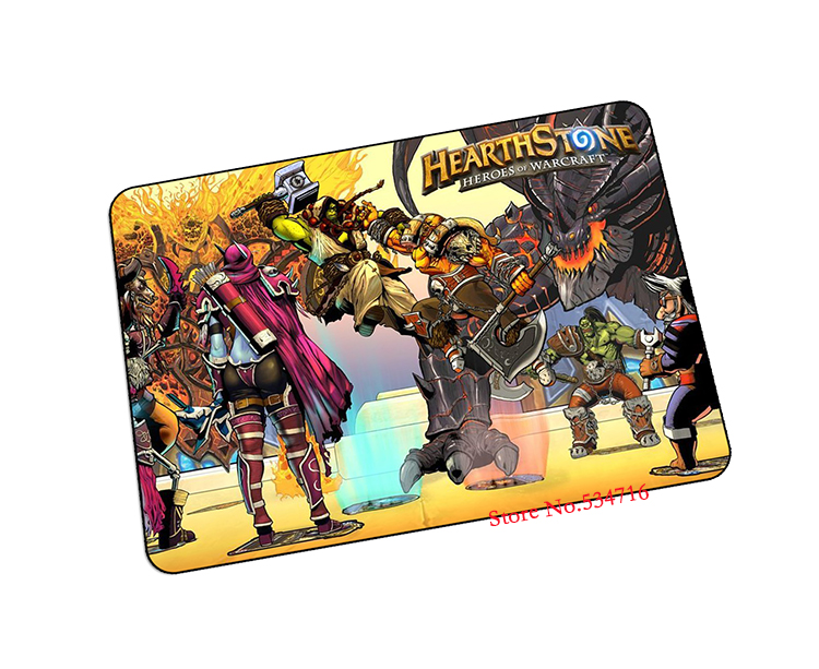 hearthstone mousepad heros gaming mouse pad Aestheticism gamer mouse mat pad game computer desk padmouse keyboard play mats