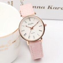 Mori girl часы женский корейский вариант простой, маленький, Новый Вишневый порошок женский стол атмосферная Ретро тренд женский Средний