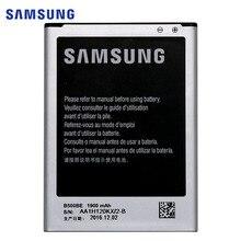 Оригинальный Новый Samsung Батарея для Samsung Galaxy S4 мини i9195 B500BE 4 Булавки с NFC 1900 мАч